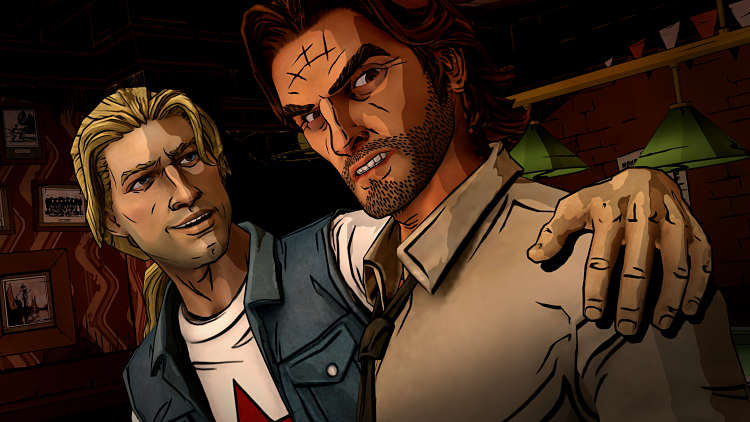 The Wolf Among Us - Ofertas Xbox Live