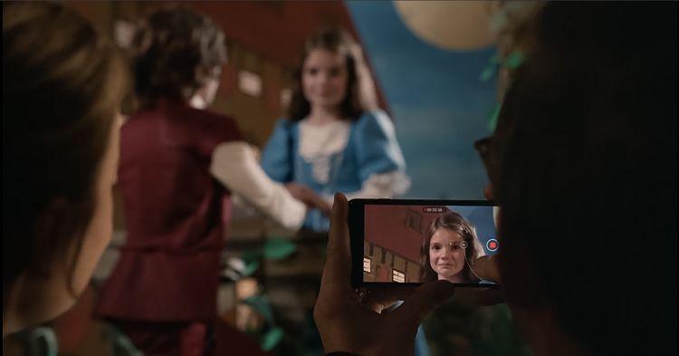 Romeo y Julieta protagoniza la nueva campaña del iPhone 7 Plus