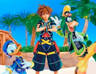 Utada Hikaru volverá a sonar en el tema principal de Kingdom Hearts III