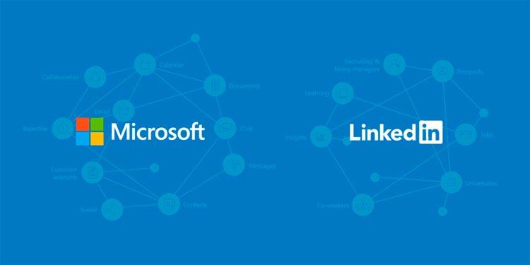 Nadella da la bienvenida a LinkedIn