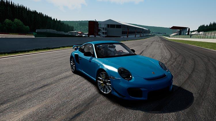 Porsche en los videojuegos