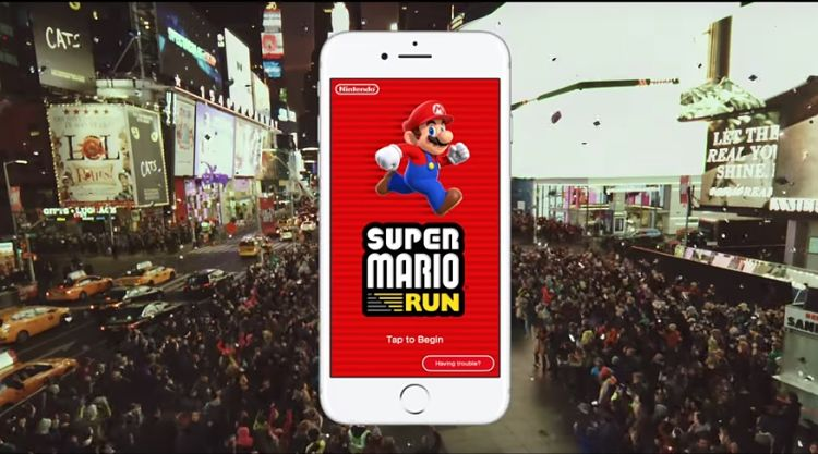 No se podrá jugar a Super Mario Run sin conexión a Internet