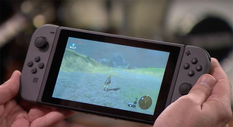 Nintendo Switch aparece en un programa de televisión de máxima audiencia