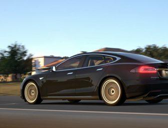 Uber despliega en Madrid la primera flota de coches Tesla