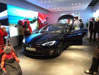 Tesla se atreve a incorporarse a las carreteras españolas