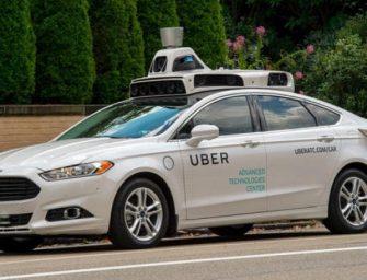Uber cancela las pruebas con coches autónomos en San Francisco