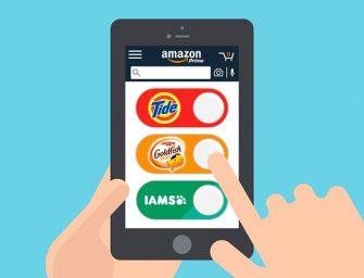 Amazon sigue esforzándose para hacer más cómoda la compra a sus clientes