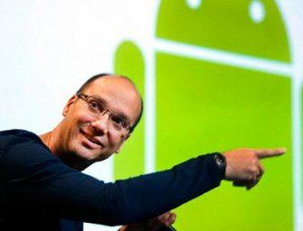 El creador de Android construye su propio smartphone
