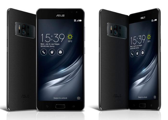 CES 2017: Asus ZenFone Ar