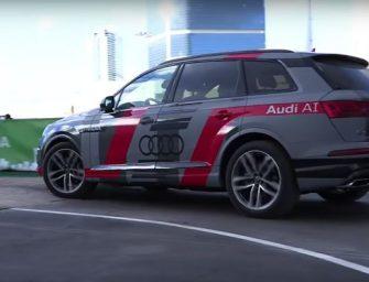 Nvidia se sube al carro del coche autónomo junto a Audi