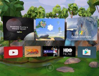 Google abre las puertas de Daydream de par en par para todos los desarrolladores