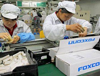 Foxconn y Apple planean abrir una fábrica de iPhone en Estados Unidos