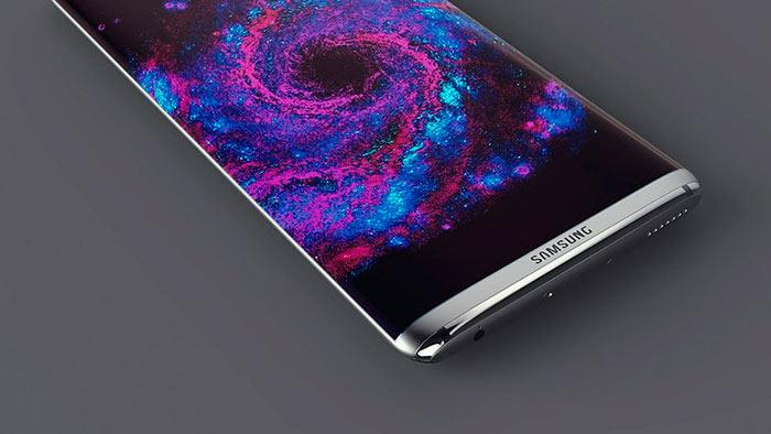 Presentación del Samsung Galaxy S8