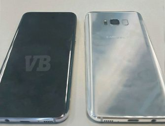 Se desvela el aspecto completo del Samsung Galaxy S8