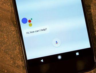 Google Assistant se hace más humano