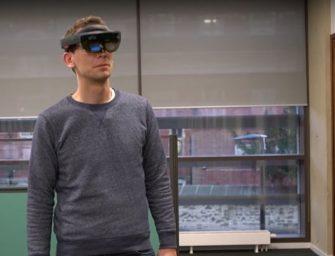 Microsoft prueba sus Hololens en el sector de la construcción