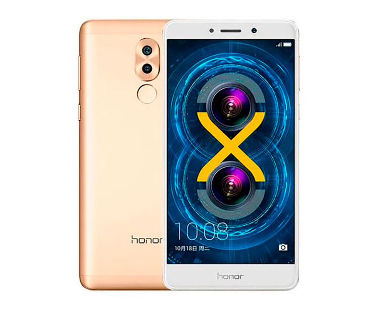 CES 2017: Honor 6X