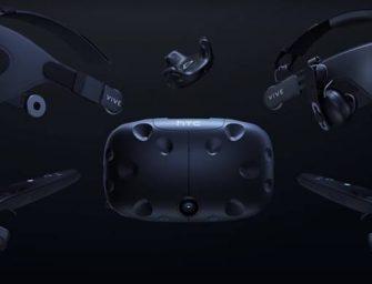 HTC Vive amplía su experiencia de realidad virtual