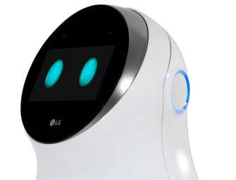 Hub Robot: el simpático asistente de LG para el hogar