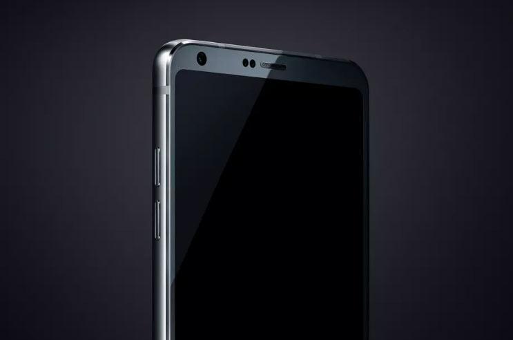LG G6, primera imagen