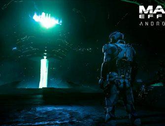 EA revela la fecha de lanzamiento de Mass Effect Andromeda