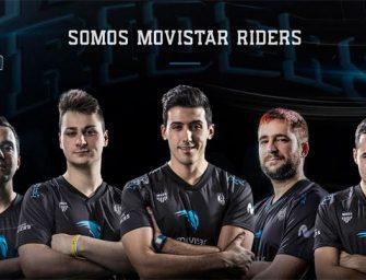 Movistar entra por la puerta grande en los eSports