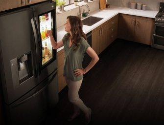 El centro de la cocina de LG: la nevera inteligente con WebOS y Alexa