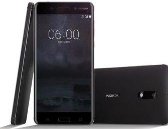 Nokia 6: así es el regreso más esperado del 2017