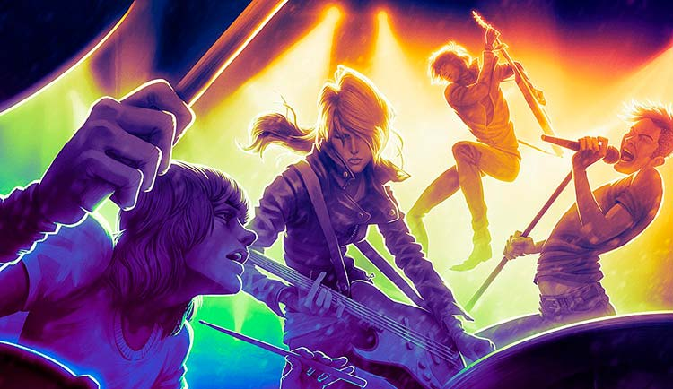 Rock Band 4, ofertas Xbox Live