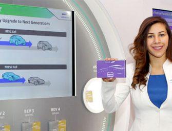 Samsung promete una batería para coches con 600 km de autonomía