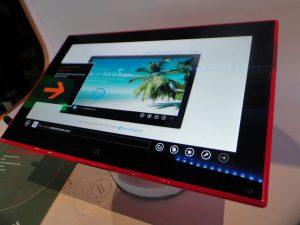 Nokia trabaja en una tableta de dimensiones estratosféricas