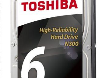 Toshiba presenta nueva serie de discos duros de hasta 6 TB