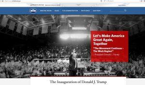 Trump elimina de un plumazo el idioma español de la web de la Casa Blanca
