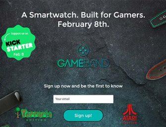 Lo nuevo de Atari será un smartwatch para aficionados a los videojuegos