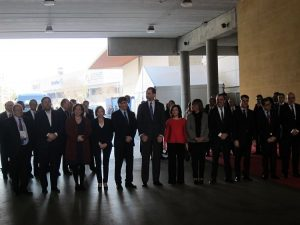 El Rey Felipe VI ha inaugurado el Mobile World Congress de Barcelona