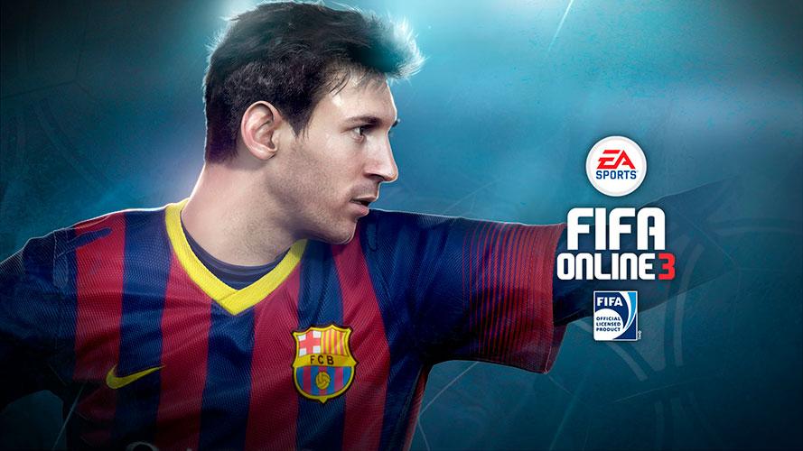 FIFA Online 3, de Nexon