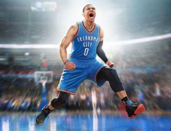 EA Sports lo intenta de nuevo: NBA Live 18 llegará a finales de año