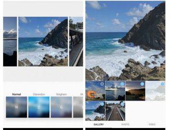 Instagram permitirá subir álbumes de hasta 10 imágenes