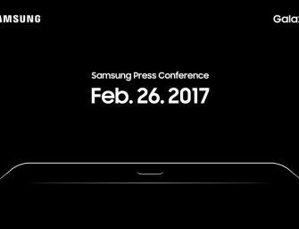 Samsung levanta la expectación ante un nuevo anuncio en el MWC