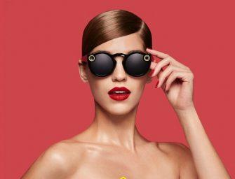 Las Spectacles de Snapchat se venderán online en Estados Unidos