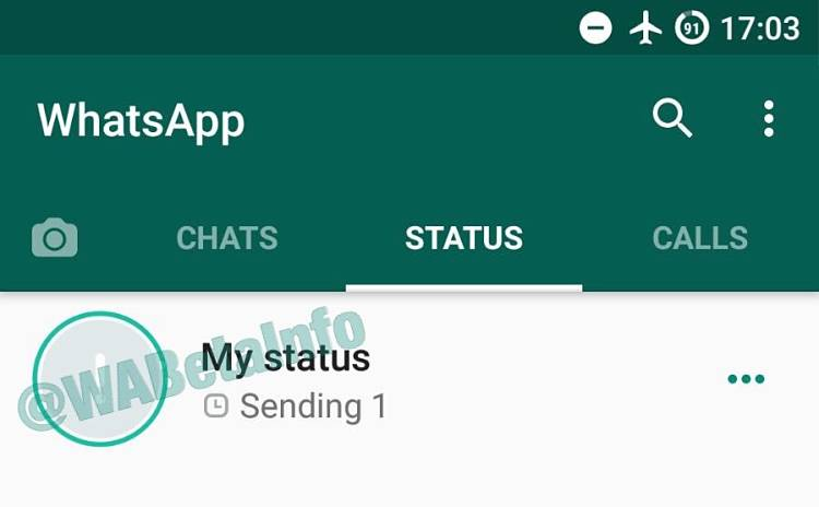 Una Nueva Opción De Whatsapp Copia A Instagram Stories Y