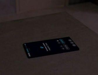 Samsung lanzará pronto móviles y tablets como las de Westworld al mercado