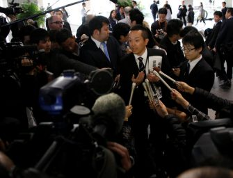El presidente de Toshiba renuncia a su cargo tras el desplome financiero de la compañía