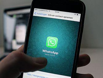 WhatsApp implementa la verificación en dos pasos a sus usuarios