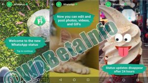 Una nueva opción de Whatsapp copia a Instagram Stories y Snapchat