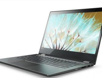 Lenovo presenta los portátiles de la línea Yoga que llegarán al mercado en abril