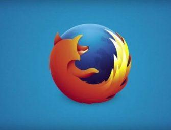 Mozilla Firefox traerá videojuegos en 3D a sus usuarios