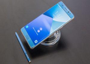 Se conocen los primeros rumores de lo que será el Galaxy Note 8
