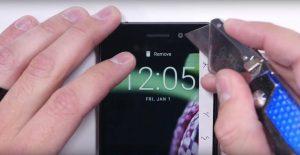 El Nokia 6 se somete a pruebas de solidez y rasguños
