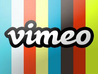 Vimeo incluye tecnología para soportar vídeos de 360°